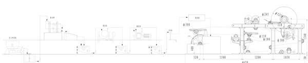 схема производства туалетной бумаги из макулатуры
